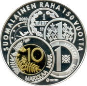 Token - Mint of Finland (2010 Proof coin set) – obverse