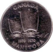 Token - Manitoba (Centennial ) – obverse