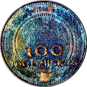 100 Matrijskes - Paul Huybrechts – reverse