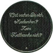 Token - Fischerfrau – reverse