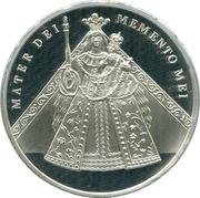 Token -  Ioannes Paulus II (Mater Dei Memento Mei) – obverse