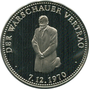 Token - Deutschland (The Warsaw Pact) – obverse