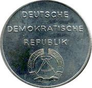 MEDAL -  Wernigerode City Hall – obverse
