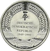 Medallion - Trabant P601 – reverse