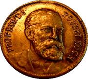 Medal - Robert Koch (Cure of Tuberculosis) – reverse