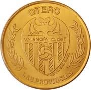 Token - Valencia C .de F. (Otero) – obverse