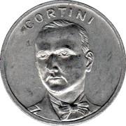 Cortini Token – obverse
