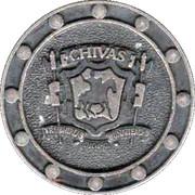 Token - Chivas Regal (2) – reverse