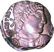Constantine Fantasy Coin – obverse