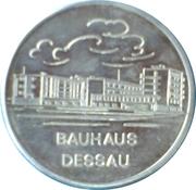 Token - Bauhaus Dessau – obverse