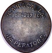 Collection WRL replica - Serie Imperatore (Caracalla) – reverse
