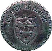 1 Brechou Knacker - Isle of Brechou – obverse
