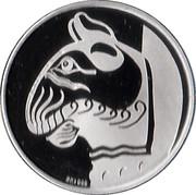 2010 Year set token - Europa – obverse