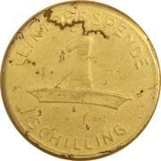 1 Schilling - Eintopfspende – reverse