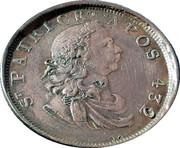 1 Penny (APOS 432 1806) – obverse