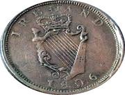 1 Penny (APOS 432 1806) – reverse