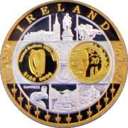 Token - European Currency (Ireland) – obverse