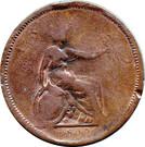1 Penny Token – reverse