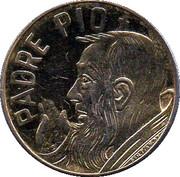 Token - Readers Digest (Padre Pio) – obverse