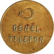 Telephone Token - Genel Telefon – obverse
