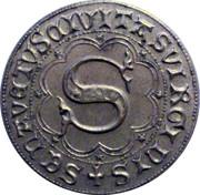 1 Grosso - Monteriggioni - 1554 – obverse
