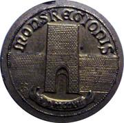 1 Grosso - Monteriggioni - 1554 – reverse