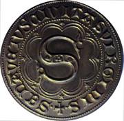 5 Grossi - Monteriggioni - 1554 – obverse