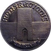 5 Grossi - Monteriggioni - 1554 – reverse