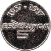 Token - Esselunga (40th Anniversary) – obverse