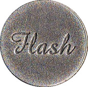 Token - Flash – obverse