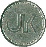 Token - JK – obverse