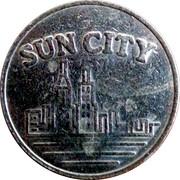 Game Token - Sun City – obverse