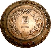 coin silver sanvple – reverse