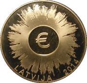 Token - SveiksS Eiro! (Welcome Euro!) – reverse