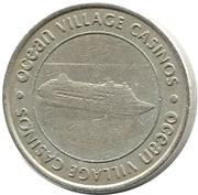 20 Pence - Ocean Village Casinos – reverse