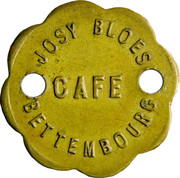 Token - Café Josy Bloes (Bettembourg) – obverse