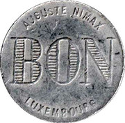 Breakfast Token – reverse