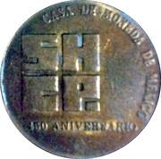 Mexico mint – obverse