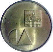 Token - Mexico Mint – obverse