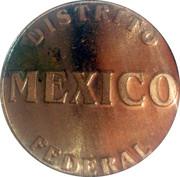 Medal - Mexico DF – obverse