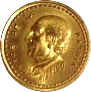 Medal - Hidalgo – obverse