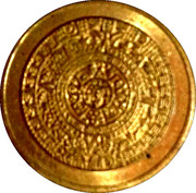 Medal - Hidalgo – reverse