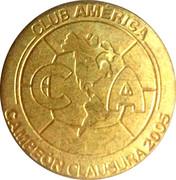 Token - America Football Club – obverse