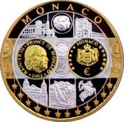 Token - European Currency (Monaco) – obverse