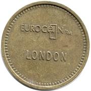 20 Pence - Eurocoin Token (London) – obverse