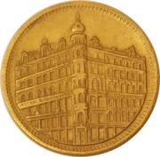Token - Jacob Rothberger Wien – reverse