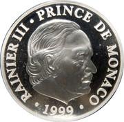 Rainier III - Prince De Monaco – obverse