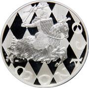 Token - Dynastie des Grimaldi 1297-1997 – obverse
