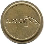 Token - Bell-Fruit Services (Eurocoin) – reverse