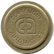 Token - Claremont Automatics – obverse